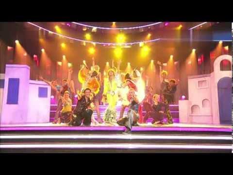Ausschnitte aus dem Musical Mamma Mia 2013