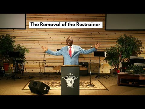 The New World Order Series : Removal of the Restraint