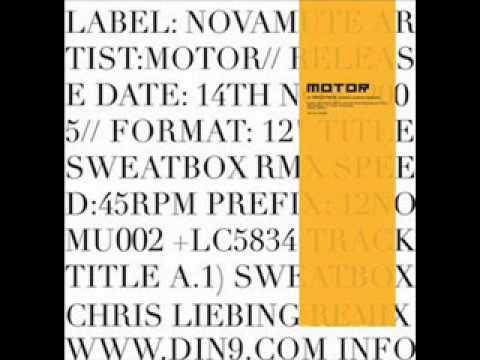 Motor - Sweatbox [Chris Liebing Remix]