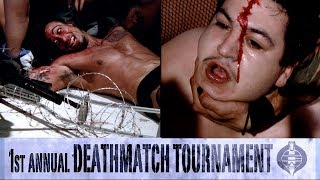 Video A History of Violence 6: Anthony Rivera vs Blue Jeans *DEATHMATCH* MP3, 3GP, MP4, WEBM, AVI, FLV Mei 2019