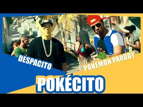 Despacito Pokémon Parody