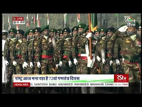 Bangladesh Army Contingent | Republic Day Parade 2021