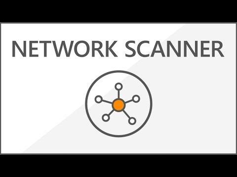 Network Scanner | Lansweeper Network Scanning tool