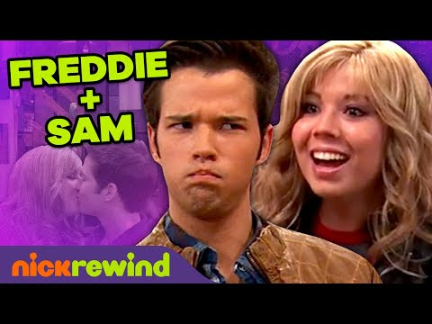 The Full Story of Seddie 💘 Sam and Freddie's Relationship Timeline |  iCarly