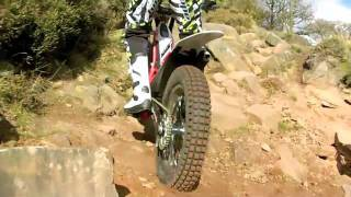5. Gas Gas 2012 txt pro trials test for TMX