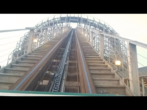 POV - Cedar Point HD Mean Streak (Ohio Wooden Roller Coaster) 2014 POV and off-ride Filmed and Edited by TheCoasterViews. Watch in 1080p. Length: 5427 ft Height: 161 ft Drop: 155 ft Inversions:...