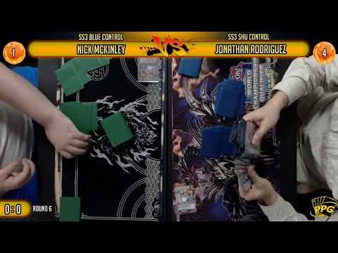 ARG $1000 State Championship Round 6 - Shu Control v SS3 Control