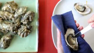 Japanese Oyster Shooters Video