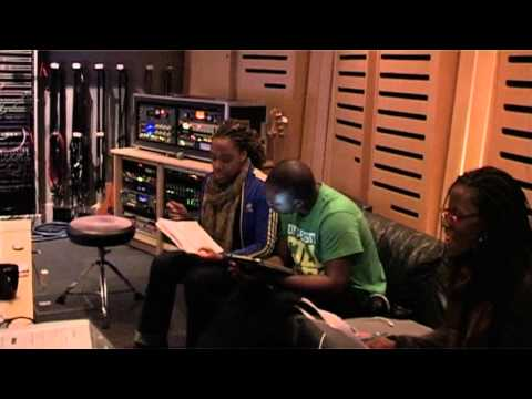 Riversongz - In Spehere Studios London With Kevin Bond Day 2 thumbnail
