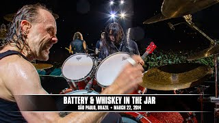 Fly on the wall footage shot by the MetOnTour reporter on March 22, 2014 in São Paulo, Brazil. Footage includes a very wet...