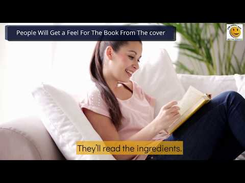 Watch 'How to write a non-fiction book cover blurb that sells - YouTube'