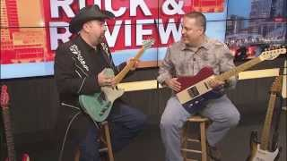 Video MJT Guitars - Jason Richison - FOX 17 Rock & Review MP3, 3GP, MP4, WEBM, AVI, FLV Juni 2018