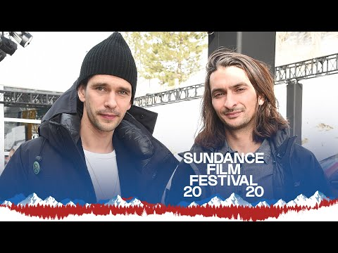 How Ben Whishaw Makes Madness Believable in 'Surge' | FULL INTERVIEW