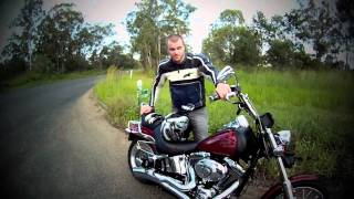 7. Harley Davidson Soft Tail - Ride Review