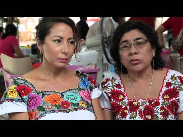 Testimonio de mujeres comerciantes usuarias de Internet, Vallodolid Yucatán