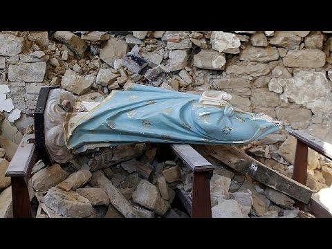U Italiji dan žalosti i sahrana žrtava zemljotresa