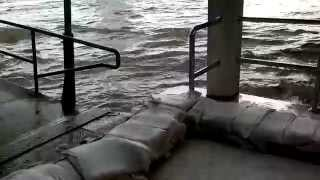 Bangkok Flood Oct  23 2011 Vid 4