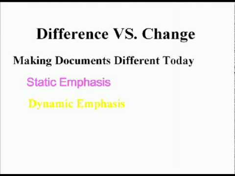 ENG 352 Technical Writing - 29 - Graphics Difference and Change