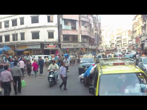 Kalbadevi Market Streets