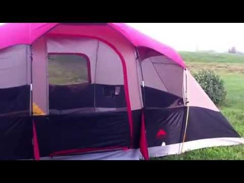 Ozark Trail 8 man tent 16 x 10 family dome tent