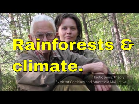 Rainforests and Climate documentary - international day of forests 2018 #StandUpForTrees