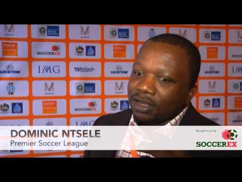 Soccerex Testimonial - Dominic Ntsele, Premier Soccer League (видео)