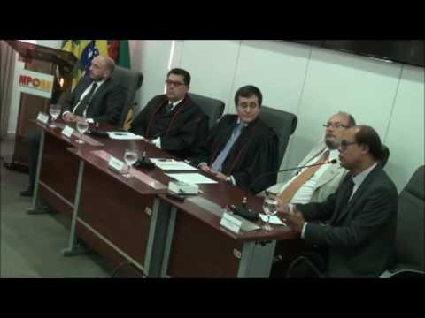 05ª SESSÃO EXTRAORDINÁRIA DO COLÉGIO DE PROCURADORES DE JUSTIÇA 18-04-2017