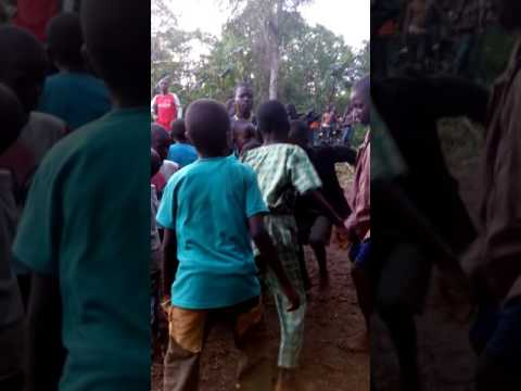 HRM Oba Alayandelu Agemo festival dance
