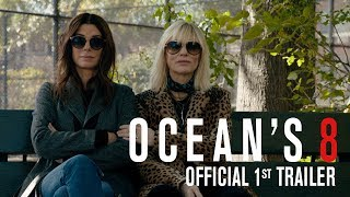 Nonton Ocean S 8   Official 1st Trailer Film Subtitle Indonesia Streaming Movie Download