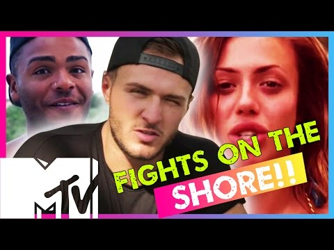 1/12 Geordie Shore Season 11 | Fights On The Shore!! | MTV