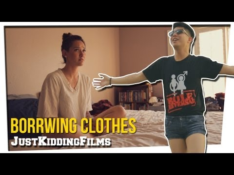 Borrowing Clothes
