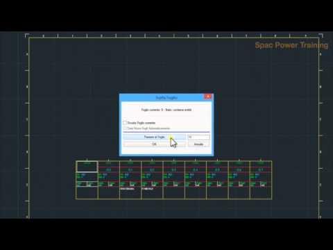 Generazione delle morsettiere - Spac Power Training - Corso su Spac Automazione CAD