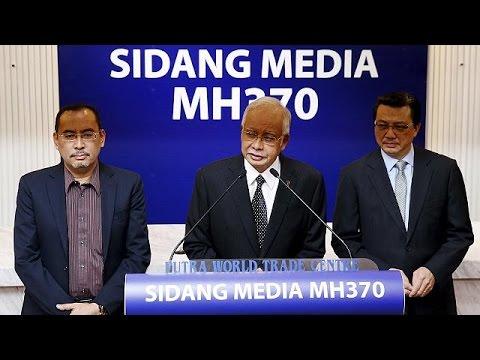MH370: Στο μαλαισιανό αεροσκάφος ανήκουν τα συντρίμμια