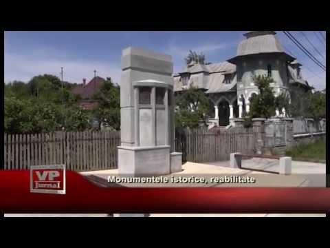 Monumentele istorice, reabilitate