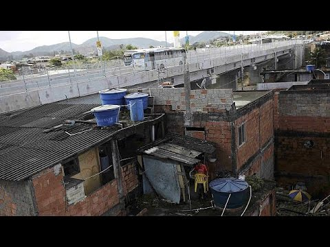 Ρίο: Οργή στις φαβέλες για τα ολυμπιακά έργα