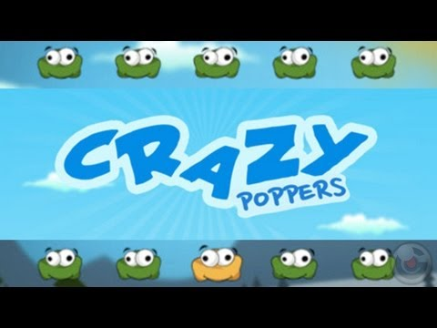Video of Crazy Poppers!