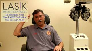Alan Adams 6 Month LASIK at Southern Eye Postop