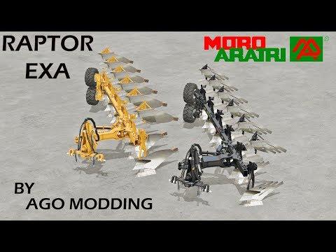 Moro Raptor EXA v1.0.0.2