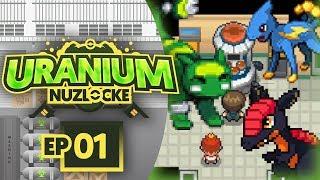 IT IS TIME! Pokemon Uranium Nuzlocke Let's Play w/ aDrive! Episode 01 by aDrive