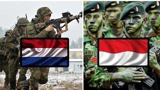 Video PERBANDINGAN Kekuatan Militer BELANDA Dan INDONESIA MP3, 3GP, MP4, WEBM, AVI, FLV Juni 2017