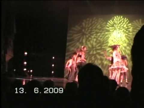 Madách Musical Tánciskola, MA4a musical vizsga