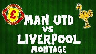 Man Utd vs Liverpool - the 442oons STORY SO FAR! (Goals,Highlights, 2017 Preview Best Bits Build-Up)