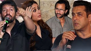 Kareena & Saif FIGHTS Because Of Taimur, Salman Khan Rejecting Kabir Khan Upcoming Movie