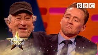 Tom Hiddleston's celebrity impressions - The Graham Norton Show: Episode 2 - BBC One full download video download mp3 download music download