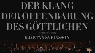 "order on vinyl and digital: http://kjartansveinsson.comKjartan Sveinsson, former member of Sigur Rós, releases his first solo project, a four act opera, 'Der Klang der Offenbarung des Göttlichen'- which translates as 'The Explosive Sonics of Divinity'.Sveinsson composed the score for his and Icelandic artist Ragnar Kjartansson's opera inspired by Nobel Laureate Halldór Laxness' novel 'World Light'.'Der Klang der Offenbarung des Göttlichen' premiered at Berlin's Volksbühne theatre in February 2014 where Sveinsson was joined by The German Film Orchestra Babelsberg and the Filmchor Berlin for the 50-minute show.Released via Bel-Air Glamour Records and Vinyl Factory as a double gatefold 10"" vinyl with artwork by Kjartansson."
