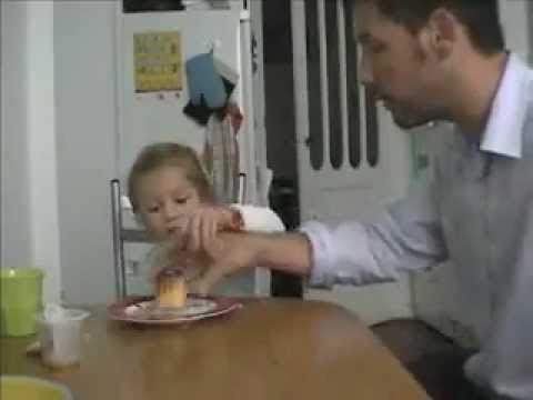 Father Pranks His Daughter