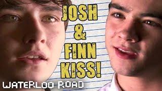 Josh Kisses Finn   Waterloo Road