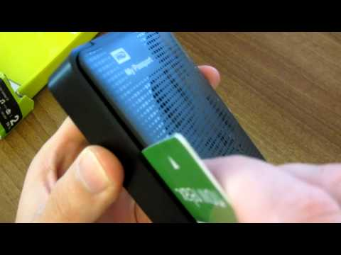 How to dismantle a Western Digital My Passport external USB 3.0 hard drive