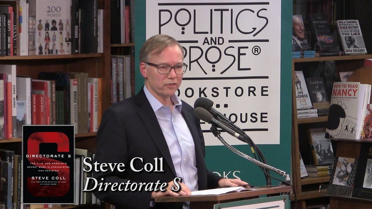 "Steve Coll, ""Directorate S"""