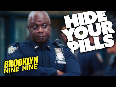 The New Captain Of The NINE-NINE | Brooklyn Nine-Nine | Comedy Bites